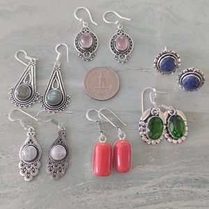 Jewelry - Weekend sale! choose your stone all stamped